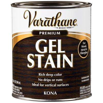 1 qt. Kona Wood Interior Gel Stain