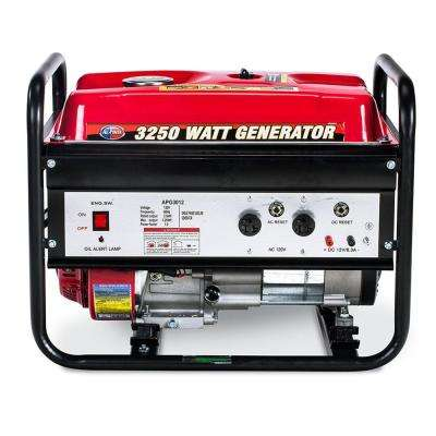 2500-Watt Gasoline Powered Portable Generator with 4-Cycle AVR System