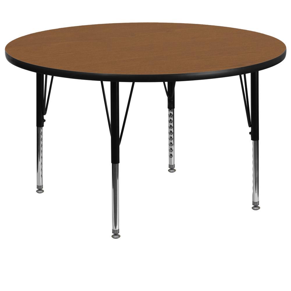 Oak Kids Table