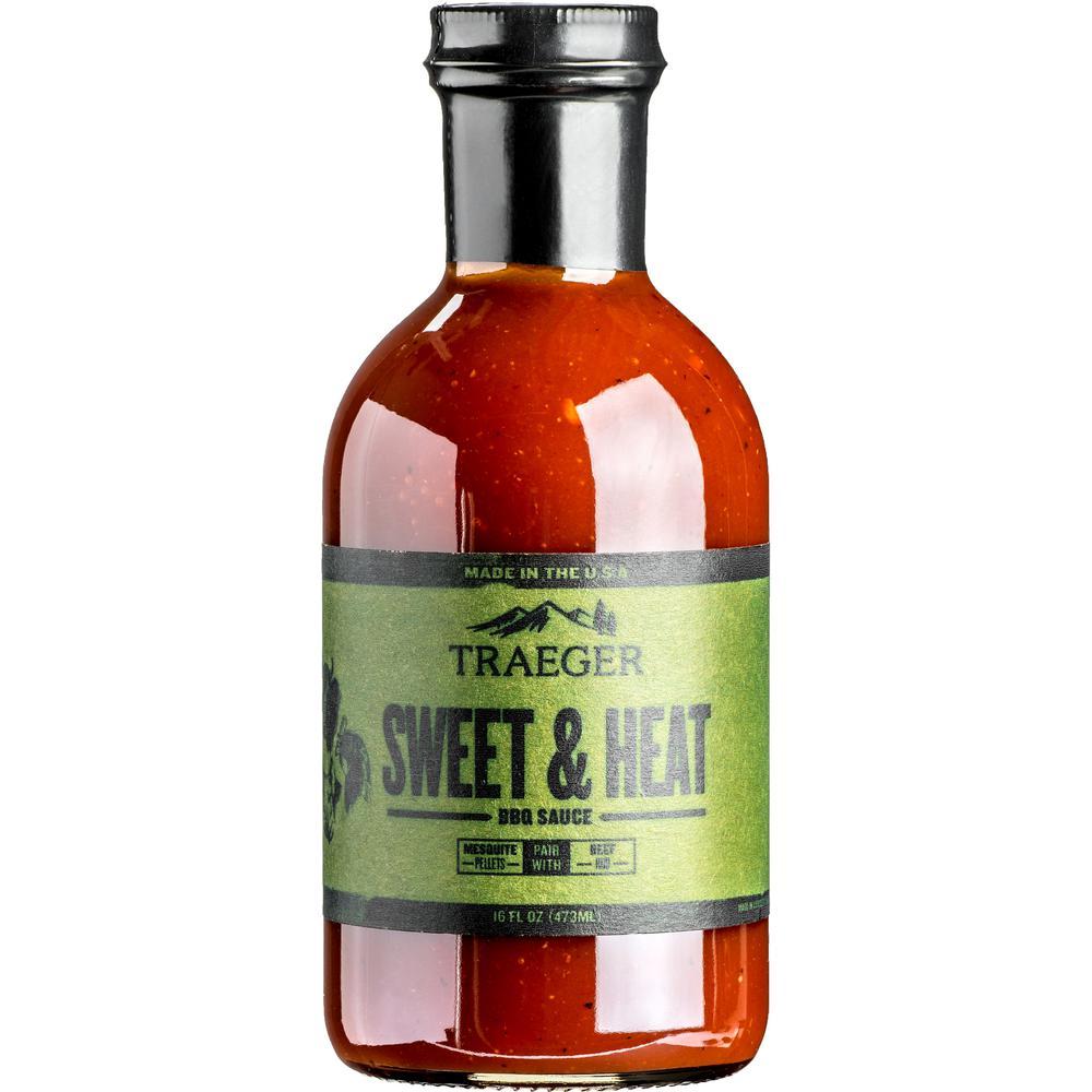 Sweet and Heat BBQ Sauce