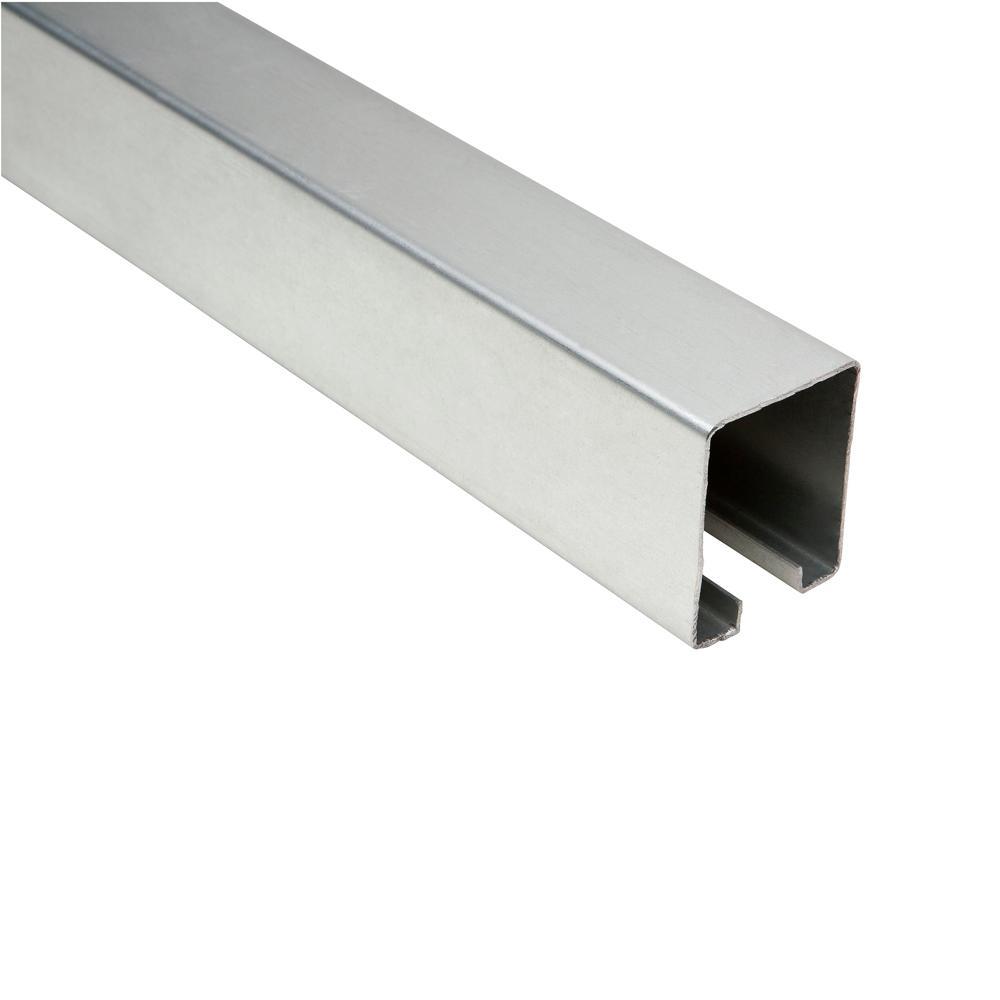 8 ft. Galvanized Box Rail
