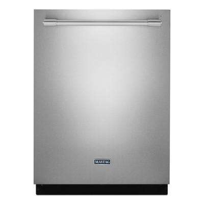 Top Control Built-In Tall Tub Dishwasher in Fingerprint Resistant Stainless Steel, 47 dBA