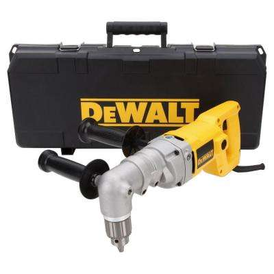 7 Amp 1/2 in. (13 mm) Right Angle Drill Kit