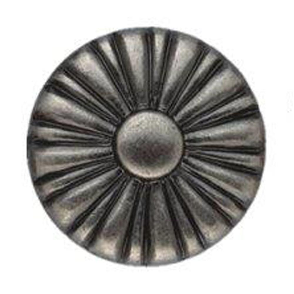 Classic Hardware Bosetti Marella 0.98 in. Antique Brass Dark Knob