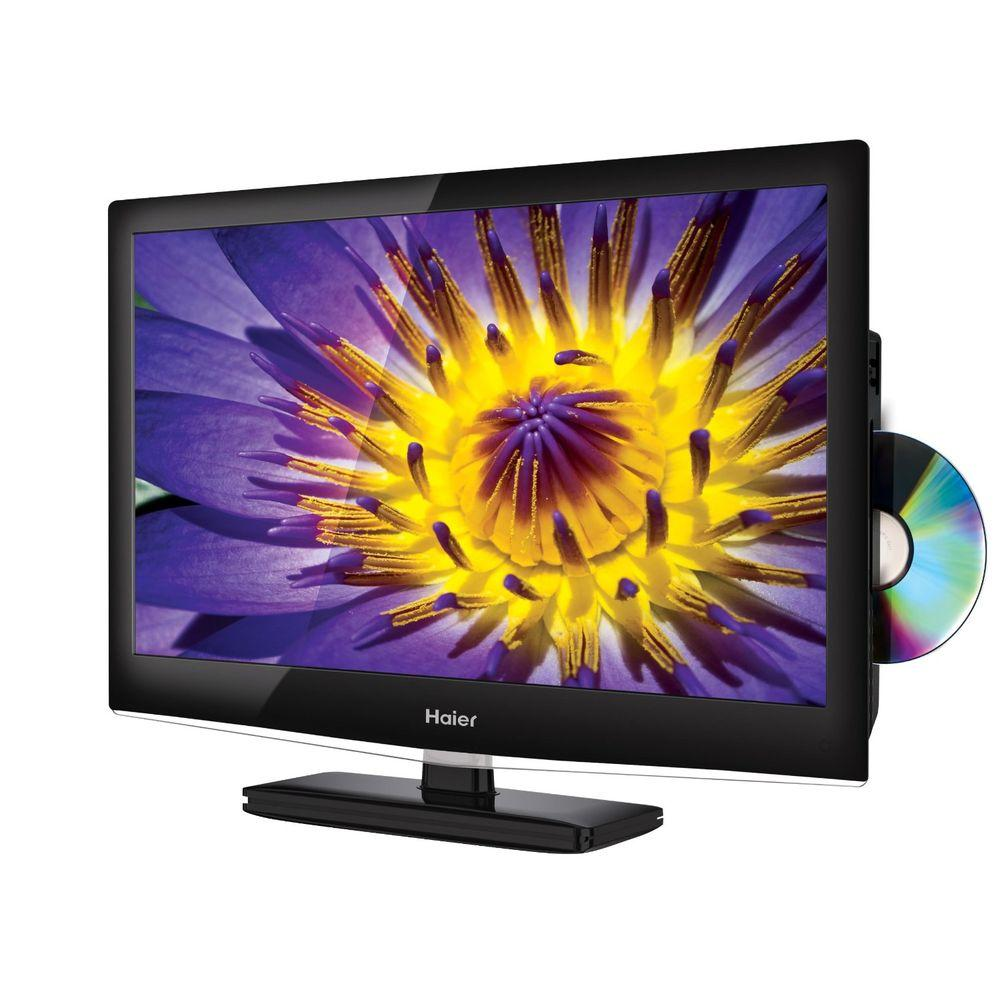 Haier 19 in. Class LED 720p 60Hz HDTV with Built-in DVD Player-DISCONTINUED