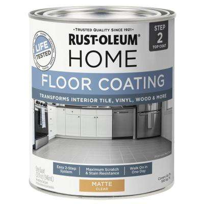 Rust Oleum Home Clear The Depot