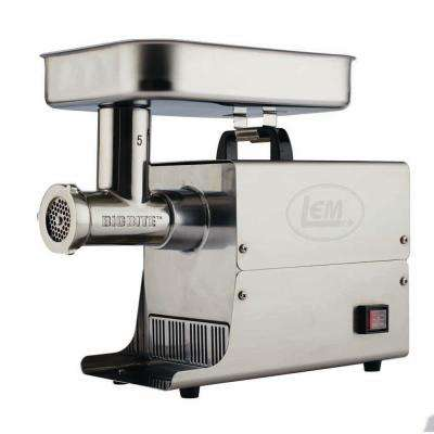 #5 0.35 HP SS Big Bite Meat Grinder