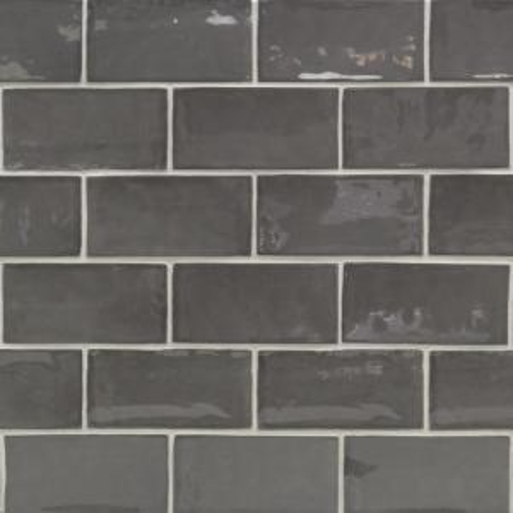 Splashback Tile Catalina Driftwood 3 In X 6 8 Mm Ceramic Wall Subway Catalina3x6driftwood The Home Depot
