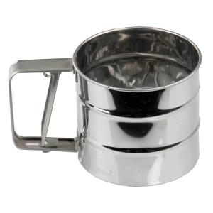 Home Basics Stainless Steel Flour Sifter by Home Basics