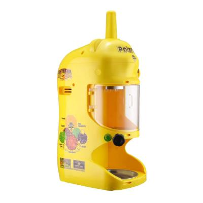 Polar Pal 32 oz. Yellow Electric Ice Shaver and Snow Cone Machine