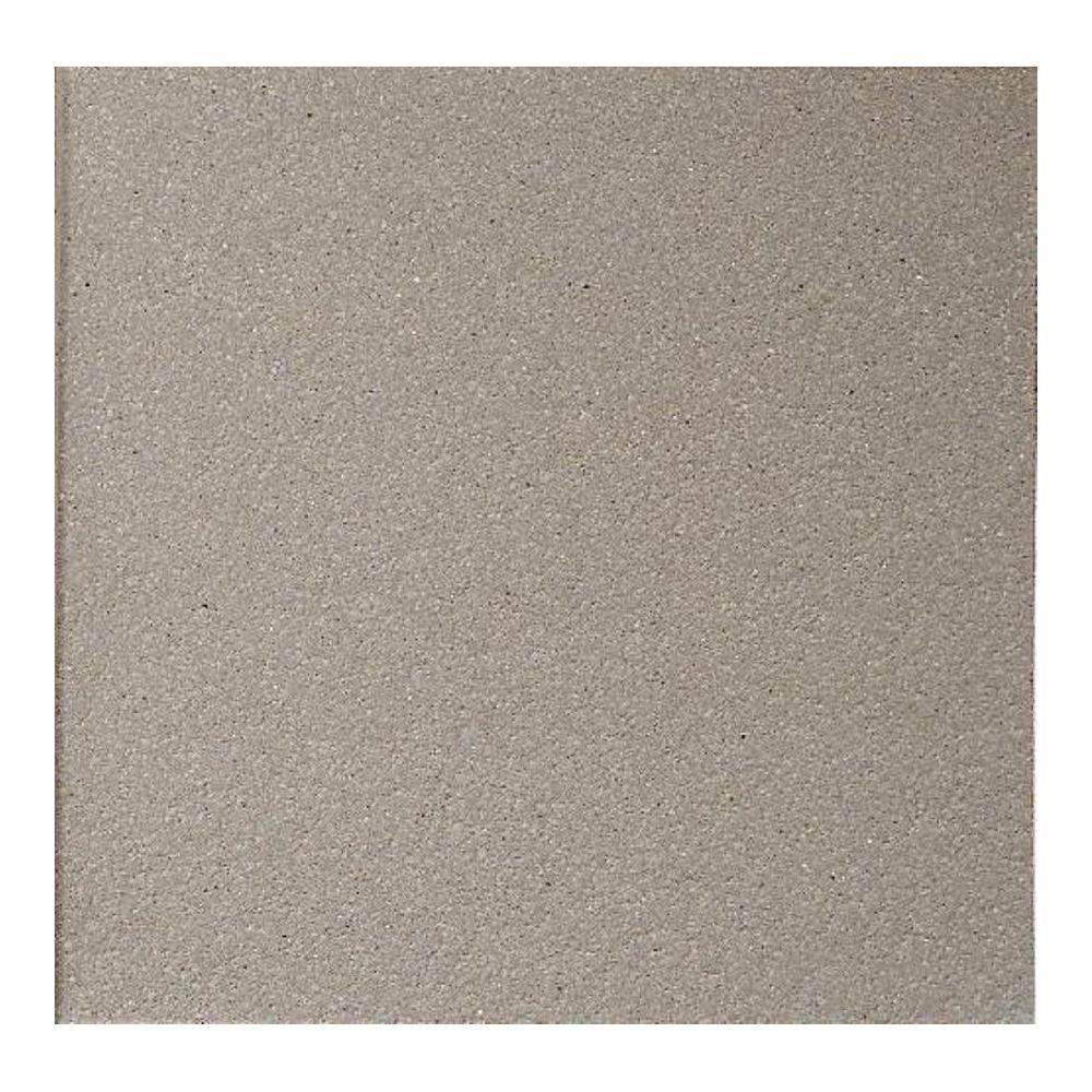 Daltile Quarry Ashen Gray 8 In X Ceramic Floor And Wall Tile
