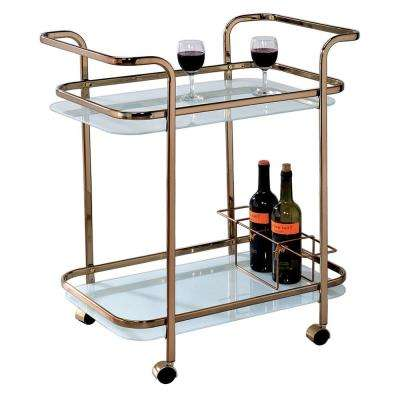 Henderson Champagne Serving Cart