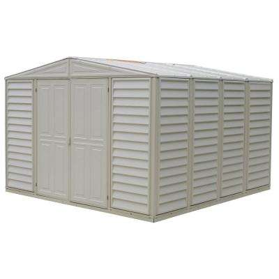 Woodbridge 10 ft. x 10 ft. Shed with Foundation
