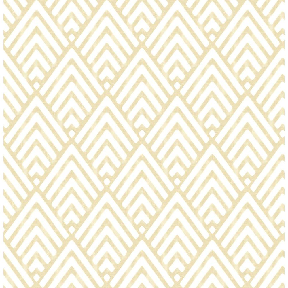 A Street Vertex Gold Diamond Geometric Wallpaper Sample 2625