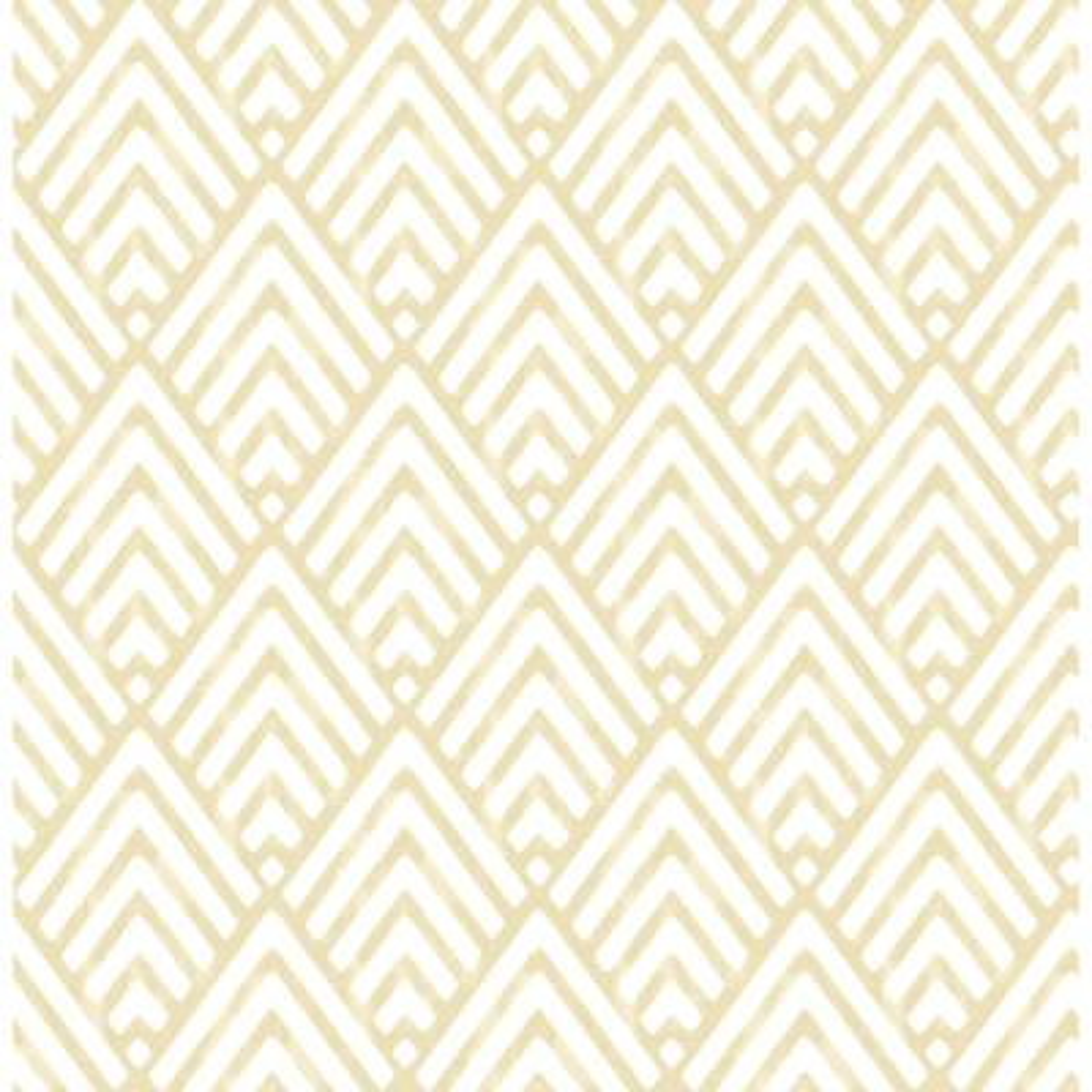 Vertex Gold Diamond Geometric Gold Wallpaper Sample