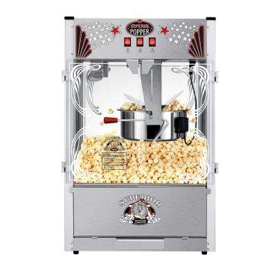 Tabletop Popcorn Maker Machine with 20 oz. Kettle