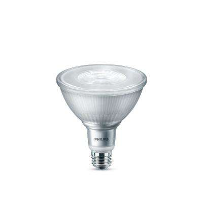 90-Watt Equivalent PAR38 Dimmable LED Flood Light Bulb Daylight (5000K) (2-Pack)