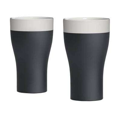 Naturally Cooling 20 oz. Ceramic Tumblers (Set of 2)