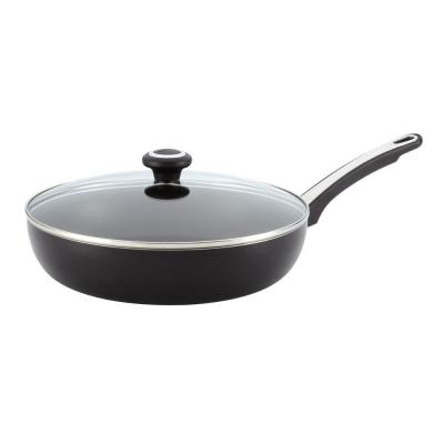 Aluminum Skillet with Lid