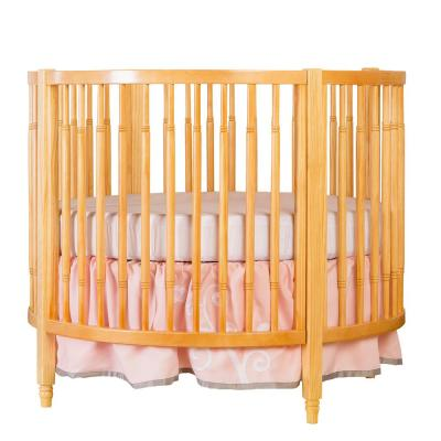 Sophia Posh Natural Circular Crib