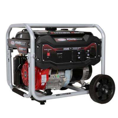 PowerShot Portable 5500-Watt Generator