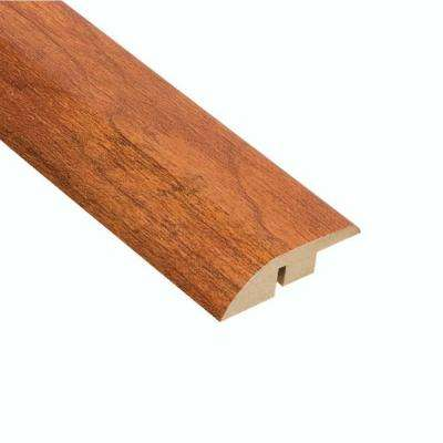 High Gloss Pacific Cherry 12.7 mm Thick x 1-3/4 in. Wide x 94 in. L Laminate Hard Surface Reducer Molding