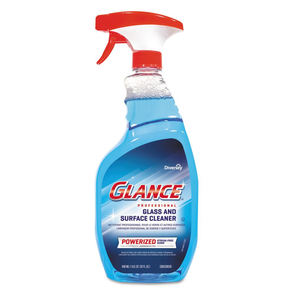 32 oz. Glass and Multi-Surface Cleaner Glance Professional Glass Surface Cleaner