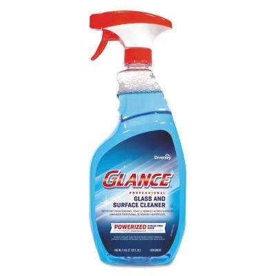 32 oz. Glass and Multi-Surface Cleaner Glance Professional Glass Surface Cleaner (8-Pack)