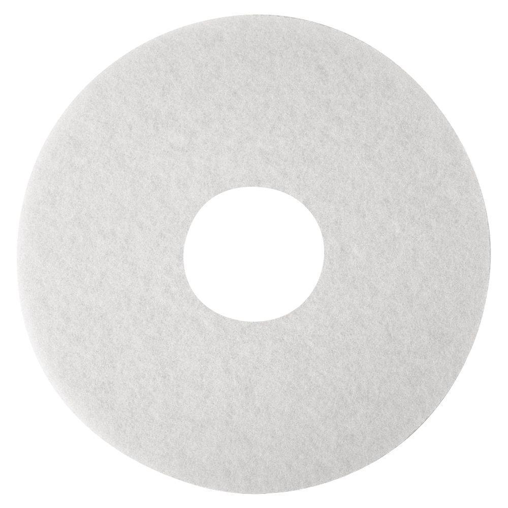 12 in. Niagara 4100N Floor Polishing Pads (5 Per Box)