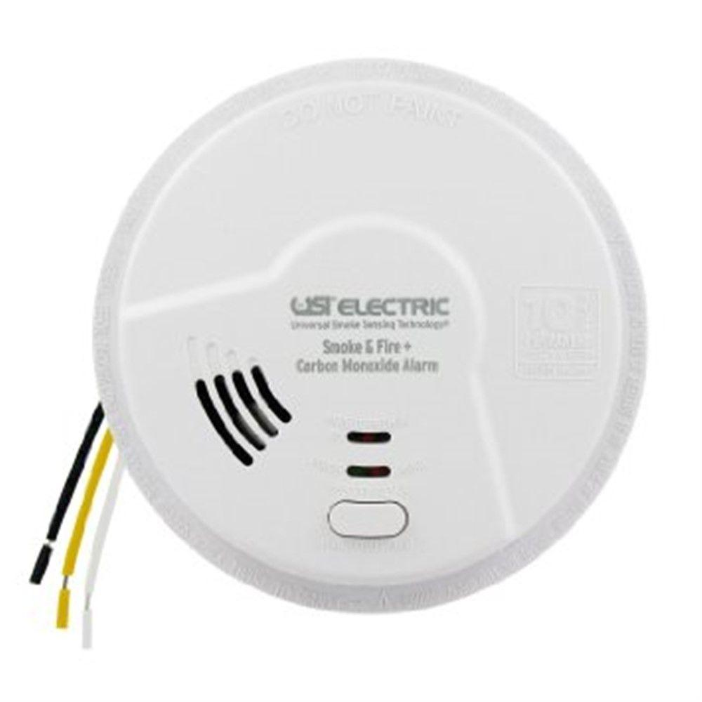 Usi Electric Carbon Monoxide Alarm Beeping Wiring Diagram And Ebooks