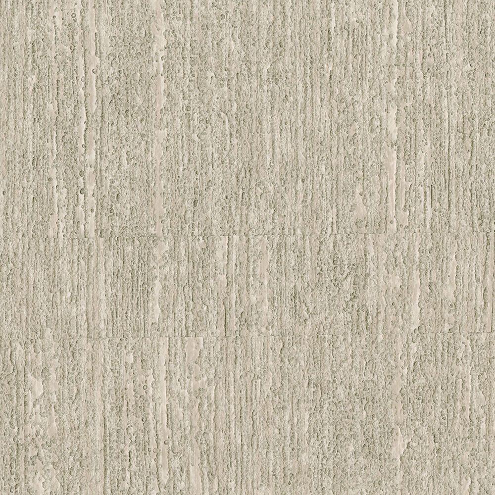 Brewster Taupe Oak Texture Wallpaper Sample 3097-03SAM