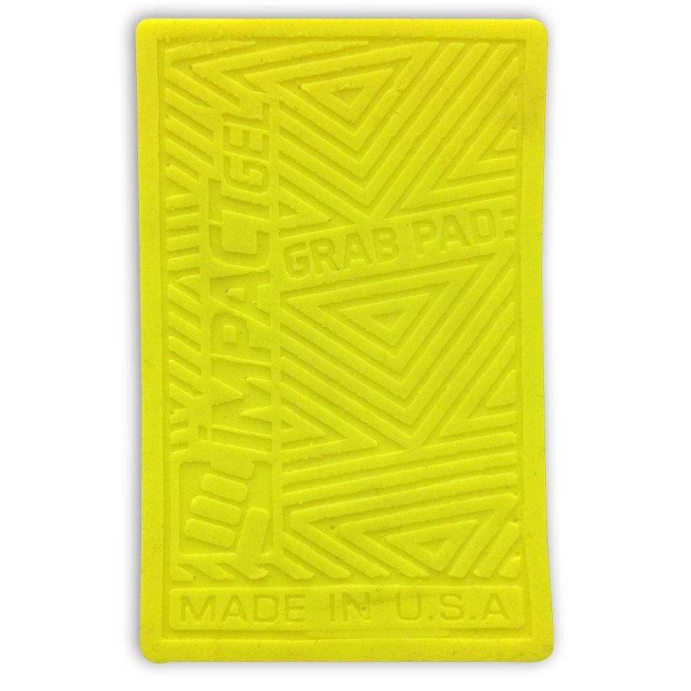 Impact Gel World's Greatest Sticky Grab Pad - Yellow
