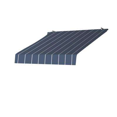 4 ft Designer Awning Replacement Cover in Tuxedo