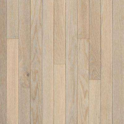 American Originals Sugar White Oak 3/4 in. T x 3-1/4 in. W x Random L Solid Hardwood Flooring (22 sq. ft. / case)