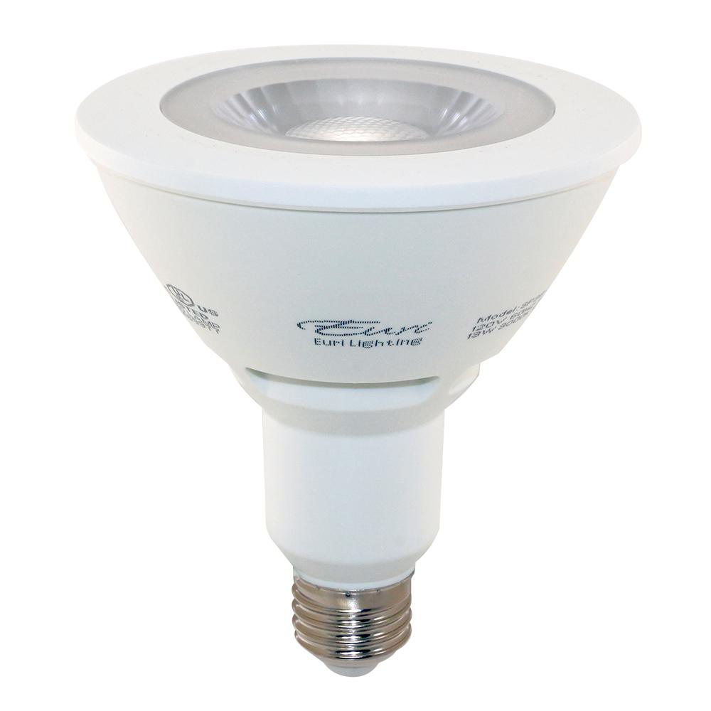 100-Watt Equivalent PAR38 Dimmable LED Flood Light Bulb Soft White