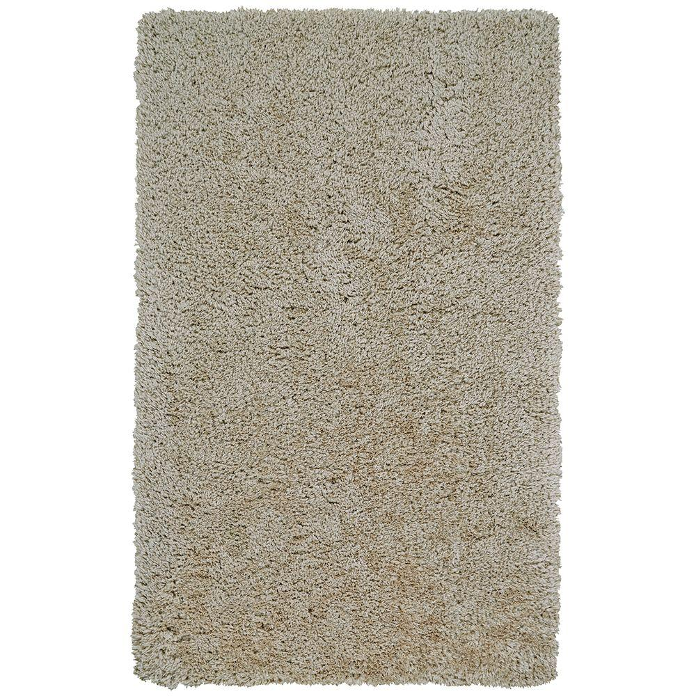 Feizy Beckley Sand 5 ft. x 8 ft. Indoor Area Rug