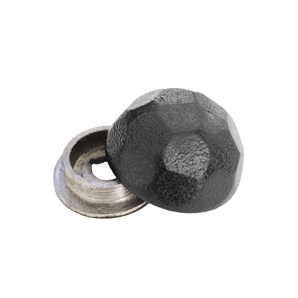 E-outstanding 10pcs Hex Nut Acorn Dome Head Nuts 304 Stainless Steel Hexagon Decorative Cap Nut for Screws Bolts