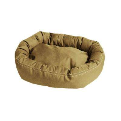Brutus Tuff Comfy Cup Small Khaki Bed