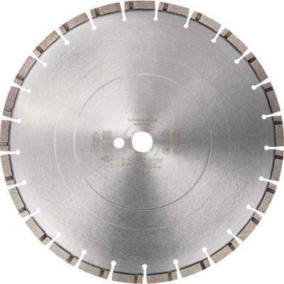 12 in. x 1 in. Premium Universal Diamond Saw Blade
