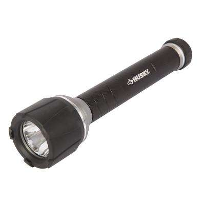 600 Lumens Virtually Unbreakable Alumum Flashlight