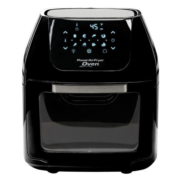 Power Air Fryer Air Fryer Oven Pafo B The Home Depot