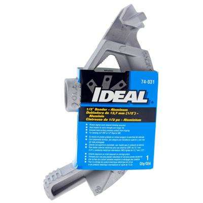 Aluminum Bender Head, 1/2 in. EMT