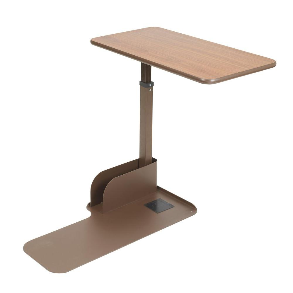 Drive Left Side Seat Lift Chair Overbed Table