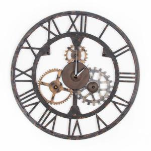 Graham and Brown Cogsworth Mechanical Gears Wall Clock-41-723 - The ...