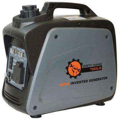 700-Watt Gasoline Powered Portable Generator with Digital Inverter Generator