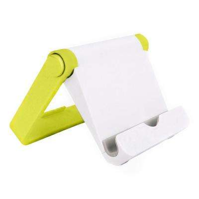 Universal Folding Stand for Tablets and Smartphones, Yellow