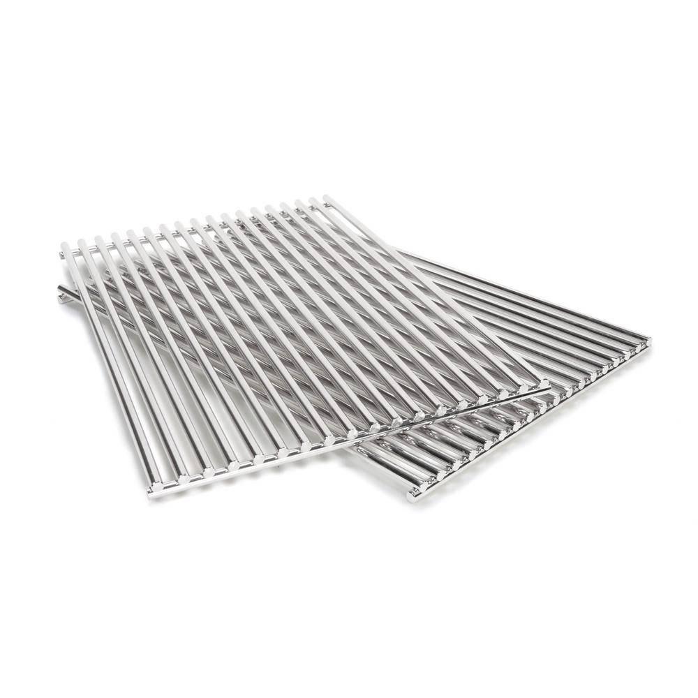Stainless Steel Rod Cooking Grate Set Compatible with Genesis 300