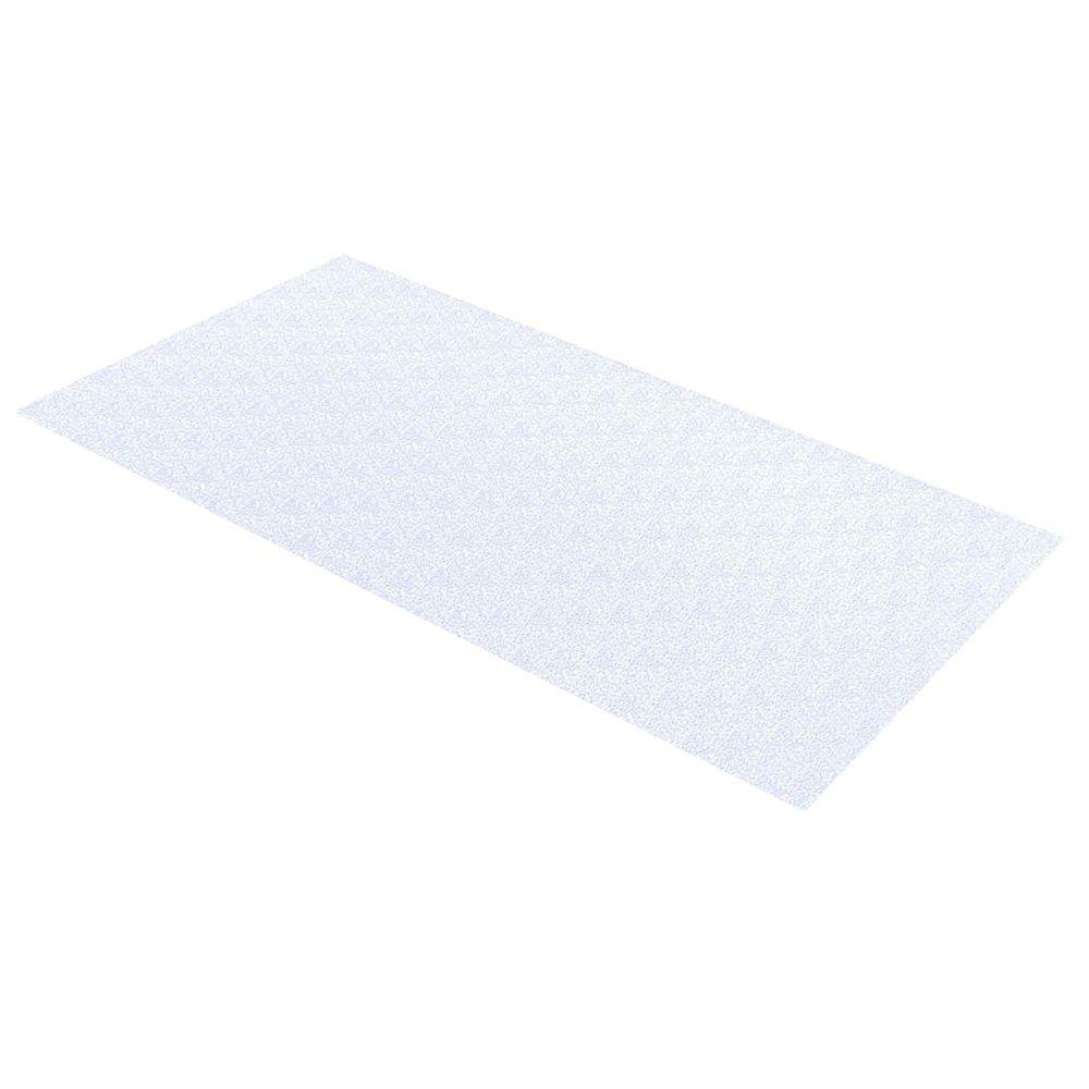 Optix 23 75 In X 47 75 In Clear Acrylic Cracked Ice Light Panels 20 Piece Per Case 1420083a The Home Depot