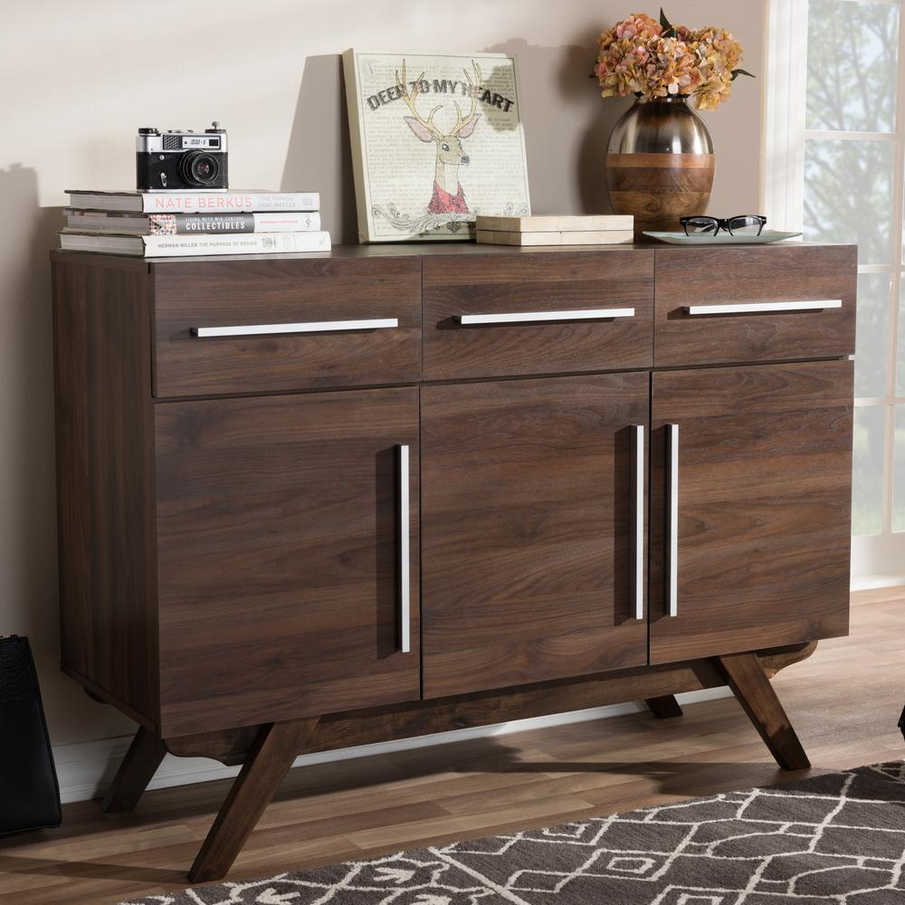 Ashfield Brown Sideboard