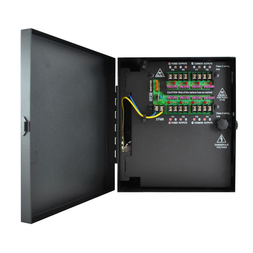 Revo Elite 24-Volt AC Distribution to 8 Outputs with a total of 4.0 Amp